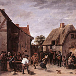David II Teniers - TENIERS_David_the_Younger_Flemish_Kermess_1640