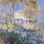Джон Генри Твахтман - twachtman_october_c1901