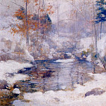 John Henry Twachtmann - twachtman_winter_harmony_early-1890s