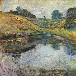 Джон Генри Твахтман - twachtman_spring_morning_c1890-1900
