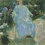 Джон Генри Твахтман - twachtman_in_the_sunlight_c1893