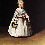 Gerard Terborch - Helena_van_der_Schalcke_as_a_Child_WGA