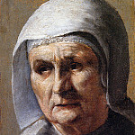 Герард Терборх - Borch ter Mozes An old woman Sun
