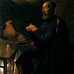 Jean Auguste Dominique Ingres - St. Peter Repentant