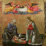 Girolamo Muziano - Nativity