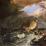 Joseph Mallord William Turner - Turner_Joseph_Mallord_William_Calais_Pier_with_French_Poissards