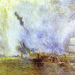 Joseph Mallord William Turner - William Turner - Whalers
