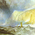 Joseph Mallord William Turner - William Turner - Shipwreck off Hastings