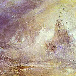 Joseph Mallord William Turner - William Turner - Longships Lighthouse, Lands End