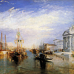 Joseph Mallord William Turner - Turner_Joseph_Mallord_William_The_Grand_Canal_Venice
