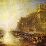 Joseph Mallord William Turner - William Turner - Regulus