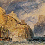 Joseph Mallord William Turner - Turner_Joseph_Mallord_William_Boscastle_Cornwall