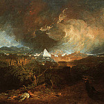 Joseph Mallord William Turner - Turner_Joseph_The_Fifth_Plague_of_Egypt_1800