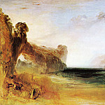 Joseph Mallord William Turner - Turner_Joseph_Mallord_William_Rocky_Bay_with_Figures