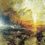 Joseph Mallord William Turner - Turner_Joseph_Mallord_William_Slavers_Throwing_Overboard_the_Dead_and_Dying_Typhon_Coming_on