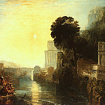 Joseph Mallord William Turner - Turner_Joseph_Dido_Building_Carthage_(The_Rise_of_the_Carthaginian_Empire)