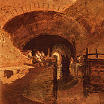 Джозеф Уильям Мэллорд Тёрнер - Turner_Joseph_Mallord_William_A_Canal_Tunnel_Near_Leeds
