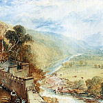 Joseph Mallord William Turner - Turner_Joseph_Mallord_William_Ingleborough_From_The_Terrace_Of_Hornby_Castle