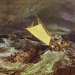 Джозеф Уильям Мэллорд Тёрнер - William Turner - The Shipwreck