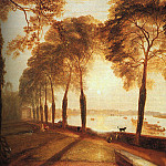 Joseph Mallord William Turner - Turner_Joseph_Mortlake_Terrace_1826