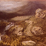 Turner_Joseph_Mallord_William_Mountains_Stream,_Coniston, William Sidney Mount