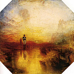 Joseph Mallord William Turner - Turner_Joseph_Mallord_William_The_exile_and_the_snail