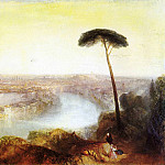 Turner_Joseph_Mallord_William_Rome_from_Mount_Aventine, William Sidney Mount