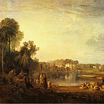Joseph Mallord William Turner - Turner_Joseph_Mallord_William_Pope-s_Villa_at_Twickenham