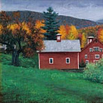 Timothy C Tyler - Tyler_Red_Barn