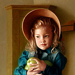 Timothy C Tyler - Tyler_Timothy_Girl_with_Apples