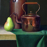 Timothy C Tyler - pear_and_copperAmericanARTJan