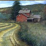 Timothy C Tyler - Tyler_Oregon_Barn