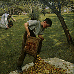 Henry Herbert La Thangue - Cider Apples
