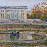 Unknown painters - Petit Trianon, Autumn