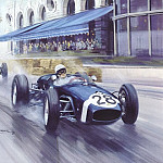 Michael Turner - Cmamtmon 021 1960 maiden f1 grand prix win for lotus