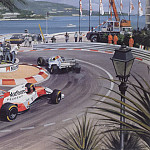 Michael Turner - Cmamtmon 057 1994 schumacher wins subdued monaco gp