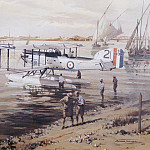 Michael Turner - c mte fairey 111f floadplane serving khartoum
