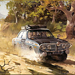 Michael Turner - CorsaScan 024 The Winning Hillman
