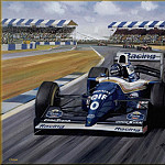Michael Turner - CorsaScan 041 Damon Hill wins At Silverstone 1994