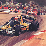 Майкл Тернер - Cmamtmon 039 1977 first monaco victory for checkter
