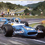 Michael Turner - CorsaScan 025 Stewart In The Matra 1969