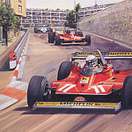 Michael Turner - Cmamtmon 041 1979 number two for scheckter