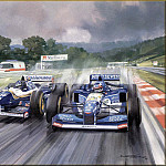 Michael Turner - CorsaScan 042 Hill And Schumacher 1995 Spa