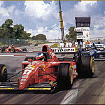 Michael Turner - CorsaScan 043 Alesi Wins In Monteal