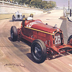 Michael Turner - Cmamtmon 004 1932 nuvolari wins in a nail bitting finish