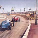 Michael Turner - Cmamtmon 006 1933 the climb up beau rivage