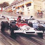 Michael Turner - Cmamtmon 031 1972 beltoise gives brm their final gp victory