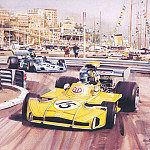 Майкл Тернер - Cmamtmon 035 1973 one of formula 1 last privateers