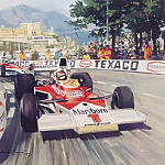 Michael Turner - Cmamtmon 037 1975 ferraris first monaco win for twenty years