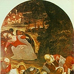 Tintoretto (Jacopo Robusti) - Entombment_WGA